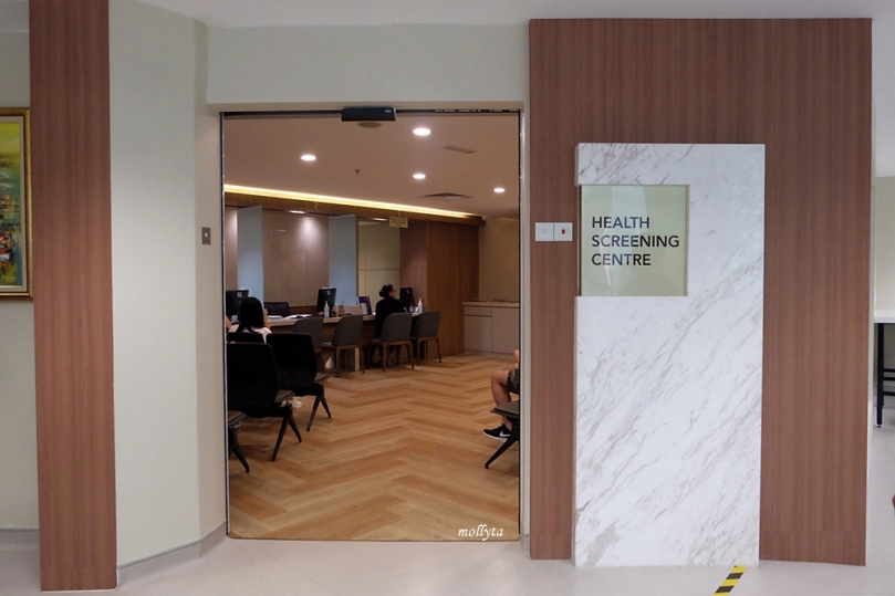 Health Screening Centre Gleneagles Hospital Penang