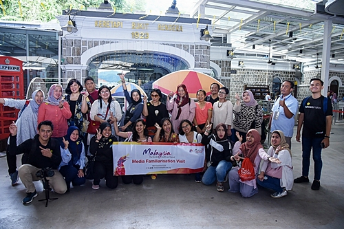 Malaysia Healthcare Familiarisation Trip 2019 ke Penang