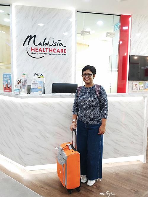 Malaysia Healthcare Lounge KLIA 2
