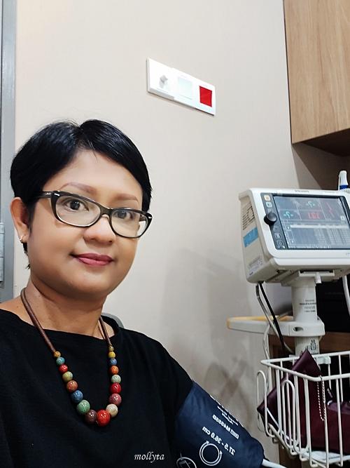 Medical check up di Sunway Medical Centre