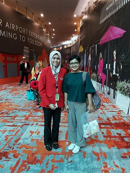 Layanan meet and greet dari MHTC
