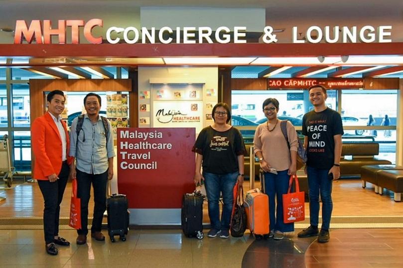 Malaysia Healthcare Familiarisation Visit ke Penang