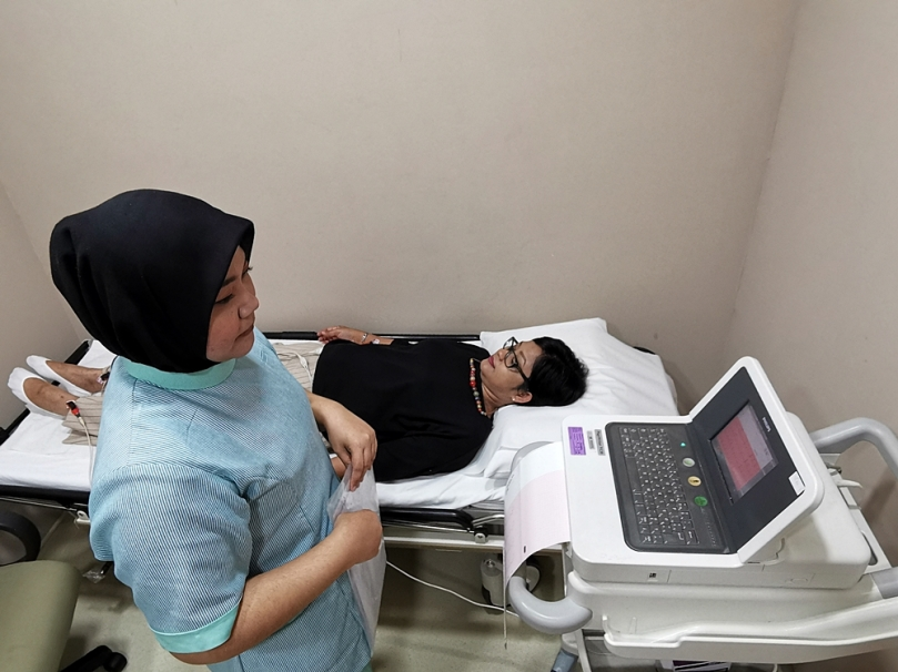 EKG di Sunway Medical Centre