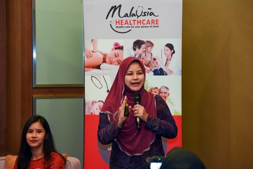Ms Sherene Azli CEO MHTC