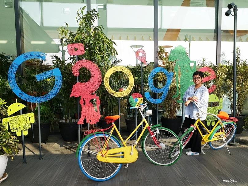 Training Womenwill di Google Indonesia Jakarta