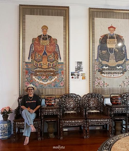 Pinang Peranakan Mansion, Penang