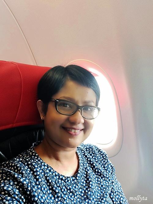 Perjalanan ke Kuala Lumpur