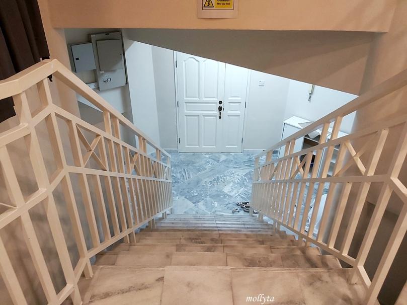 Unit apartemen lantai 16 Palmville Resort Condominium