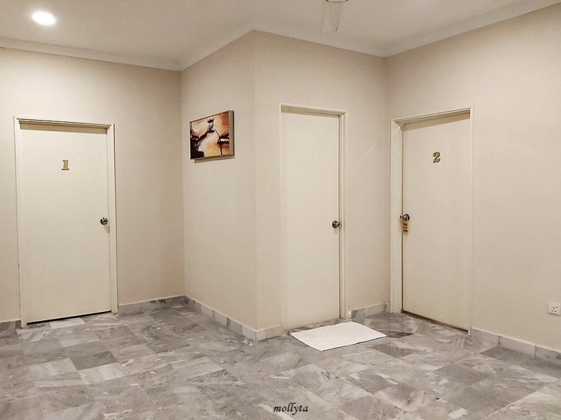 Kamar di Palmville Resort Condominium