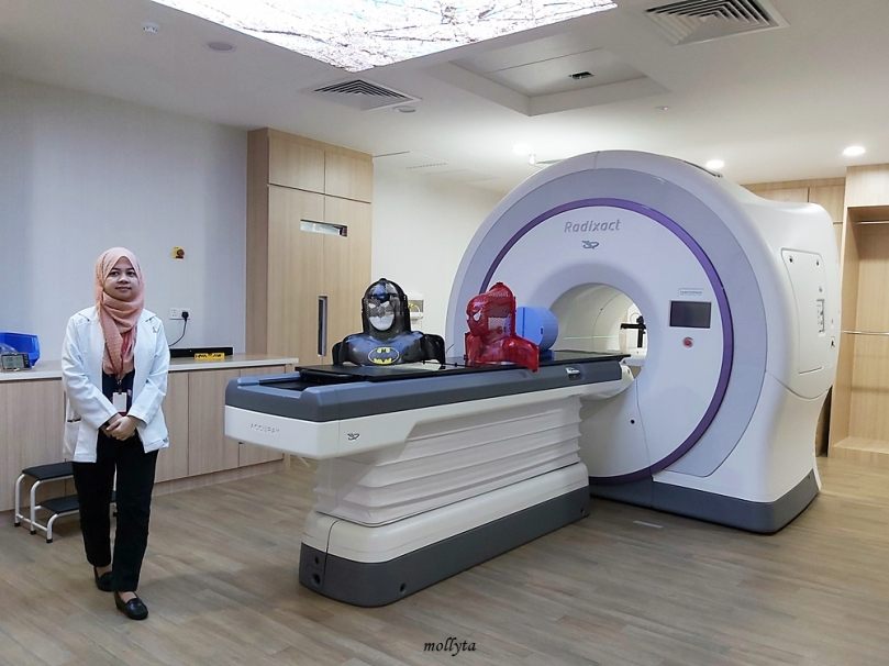 Tomotherapy di Sunway Medical Centre