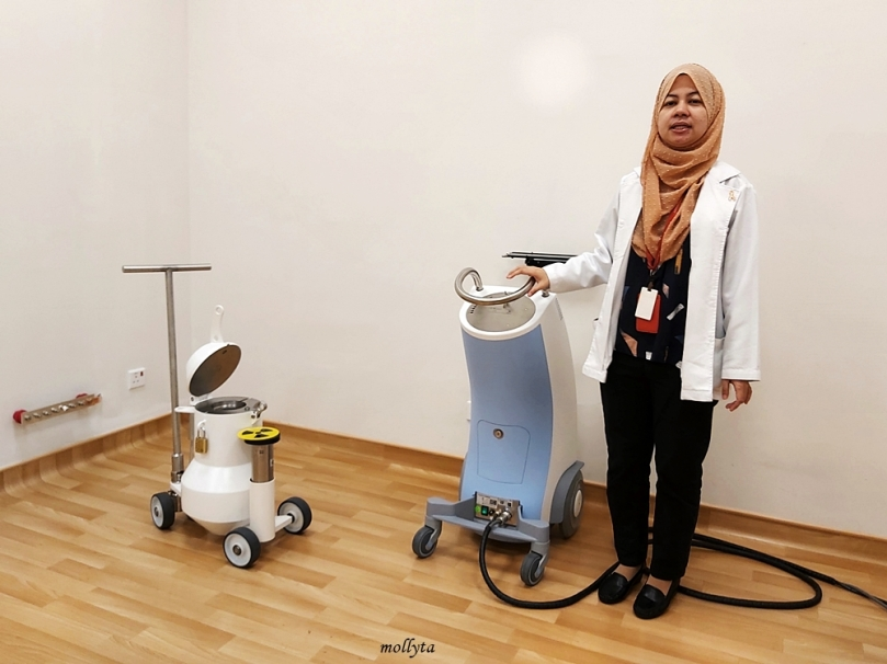 Elekta Brachytherapy di Sunway Medical Centre