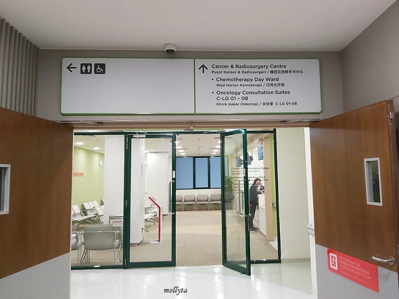 Cancer & Radiosurgery Centre di Sunway Medical Centre