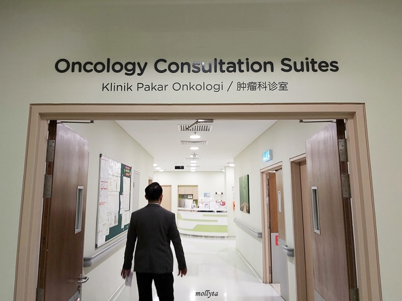 Klinik Onkologi di Sunway Medical Centre
