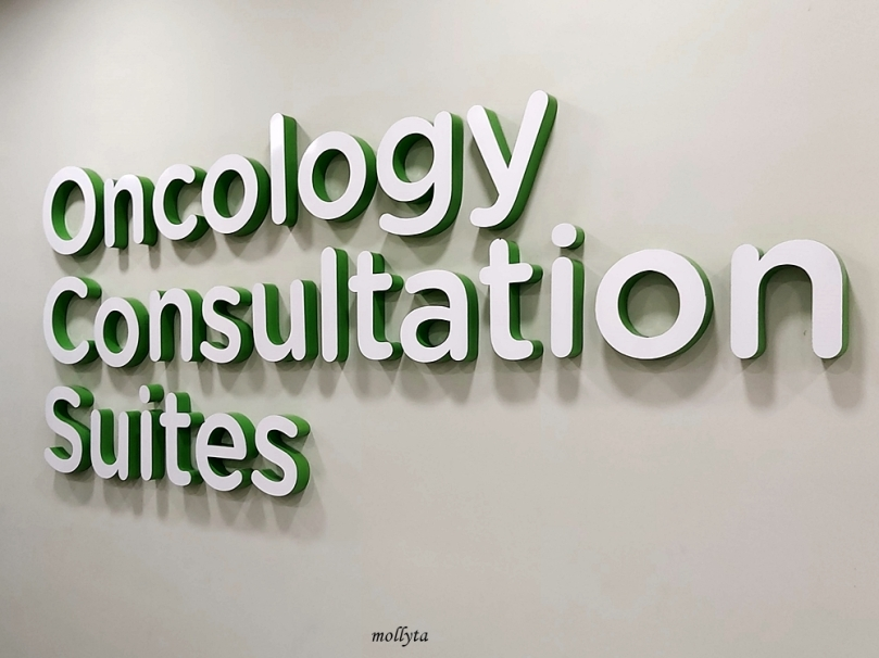 Oncology Consultation Suites di Sunway Medical Centre