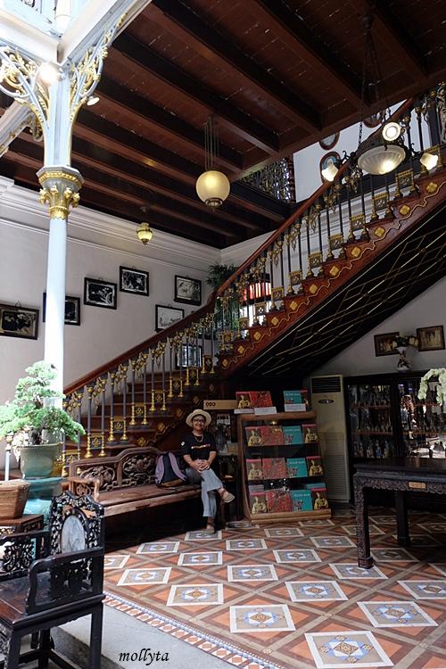 Mengunjungi Pinang Peranakan Mansion