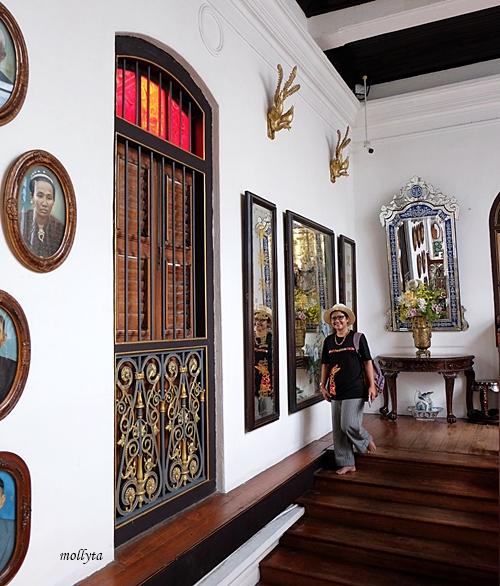 Berkunjung ke Pinang Peranakan Mansion