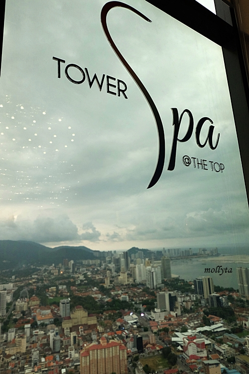 Tower Spa at The Top Komtar