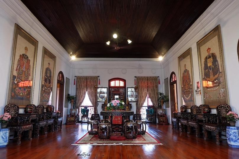 Kunjungan ke Pinang Peranakan Mansion