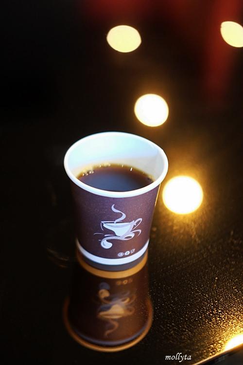 Tester kopi di Black Gold