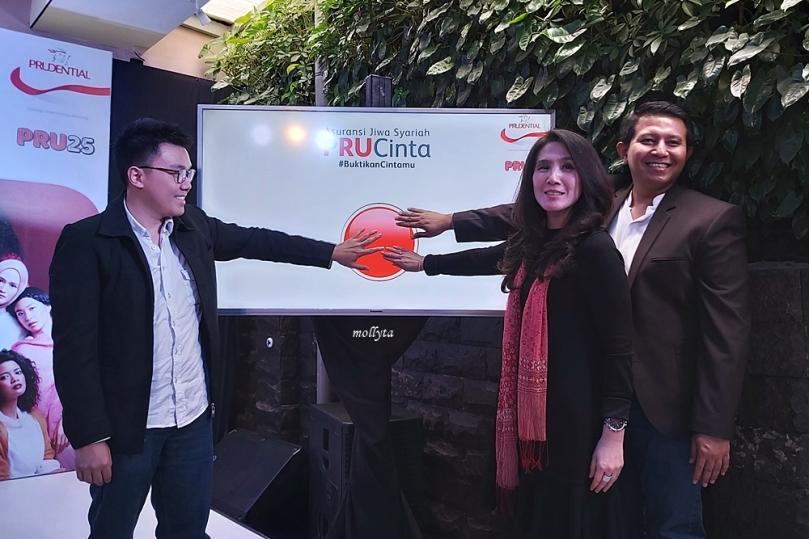 Peluncuran PRUCinta di kota Medan