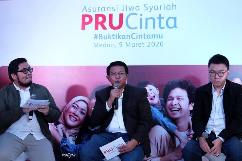 Bondan Margono dari Prudential Indonesia