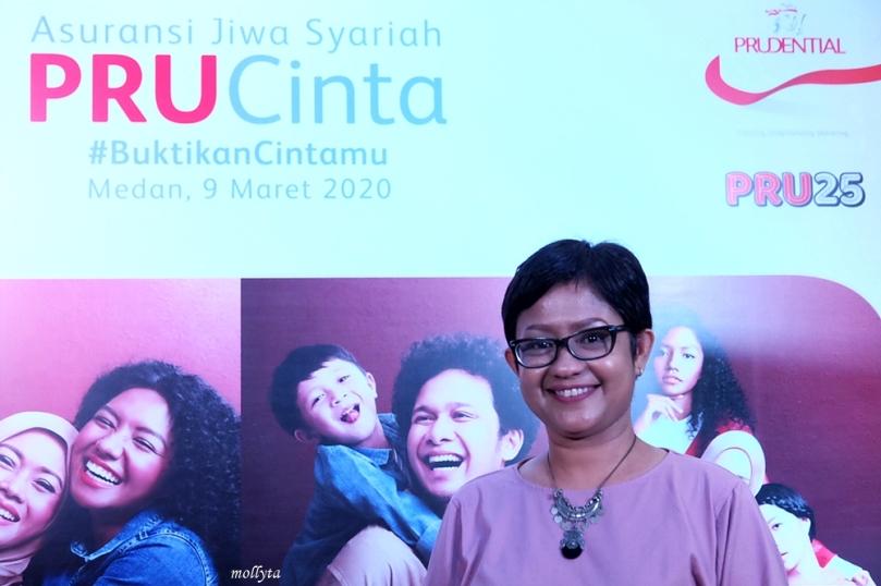 Peluncuran PRUCinta di Medan