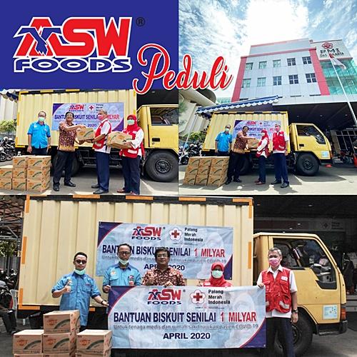 Gerakan Hatari Peduli dari ASW FOODS