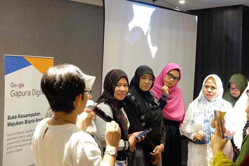 Kelas Womenwill di Medan