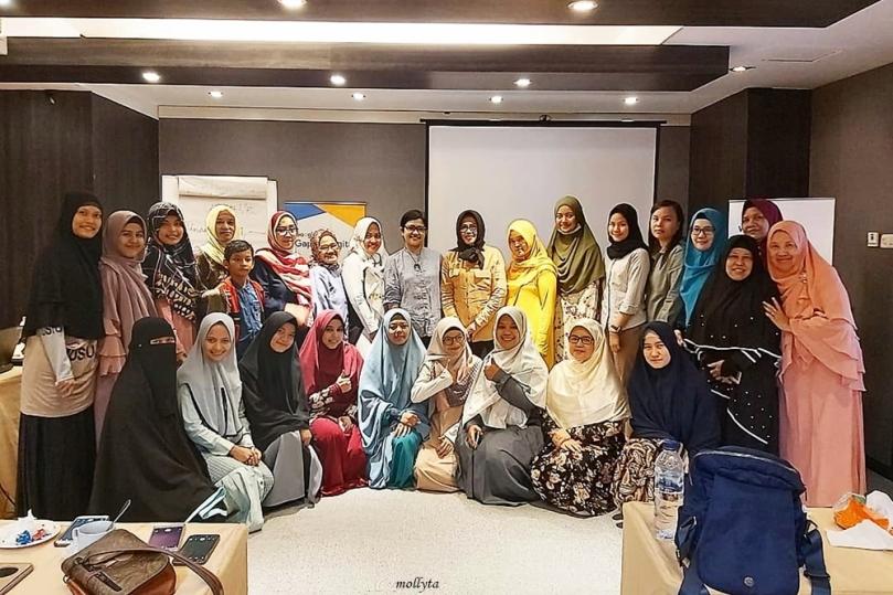 Kelas wirausaha wanita Womenwill Medan