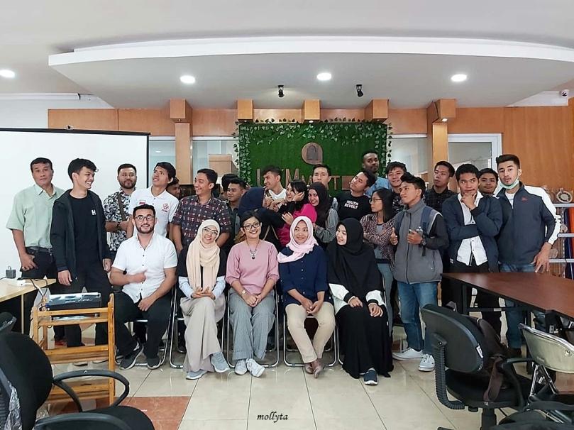 Kelas partnership untuk Womenwill Medan