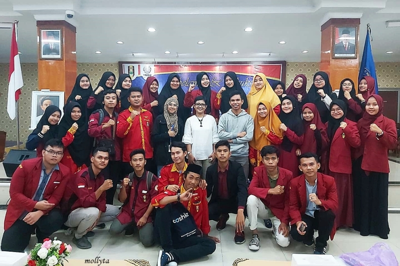 Kelas partnership di kampus untuk Womenwill Medan