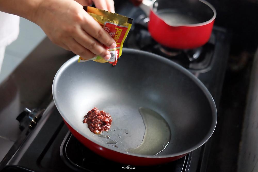 Bumbu perencah nasi goreng Adabi