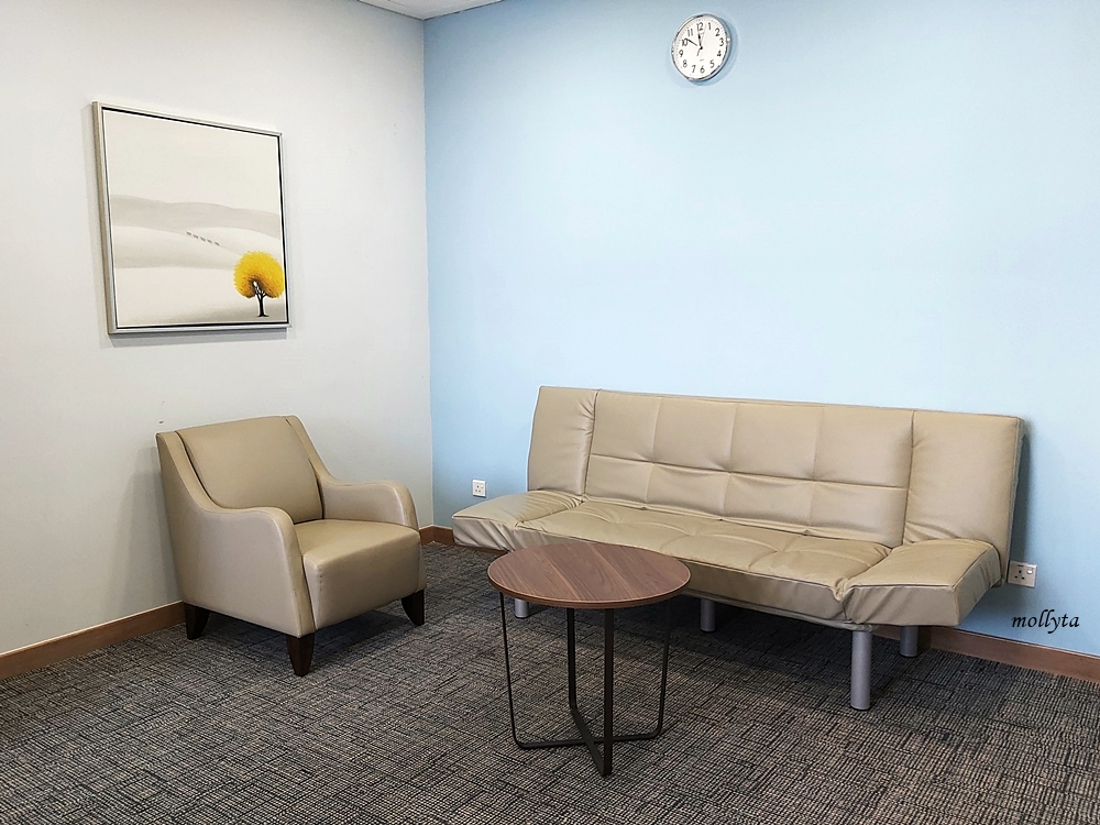 Kamar pasien Sunway Medical Centre
