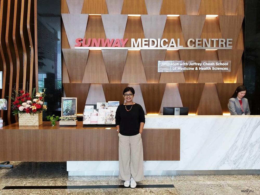 Berobat kanker di Sunway Medical Centre Malaysia