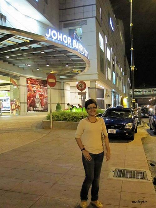 Mall di Johor Bahru Malaysia
