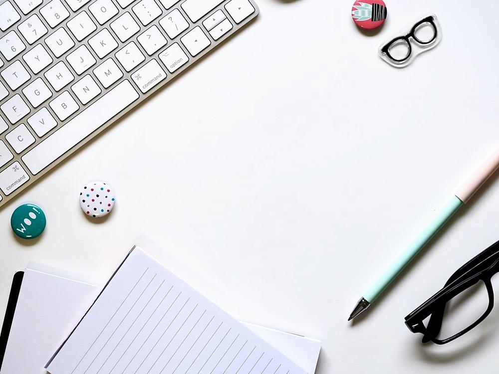 Memupuk kebiasaan menulis lewat blog