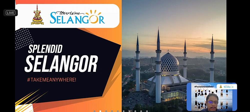 Splendid Selangor oleh Tourism Selangor