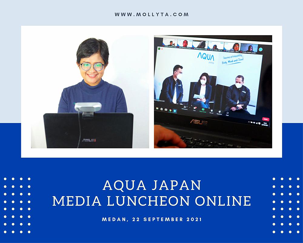 AQUA Japan Media Luncheon Online